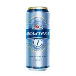 Bia Baltika No 7 Export 500ml