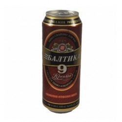 Bia Baltika No 9 Export 500ml