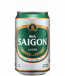 Bia Lager 500ml (lon)