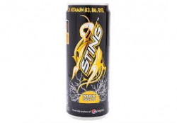 Nước Sting Max Gold 330ml lon